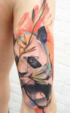 Abstract/Watercolor Tattoos on Pinterest | 813 Images on abstract tat ...
