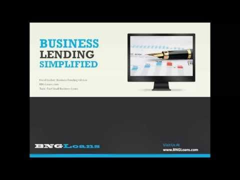 The Secrets To Fast Funding For Your Small Business - http://bngloans.com/small-business-lines-of-credit/fast-small-business-loans/