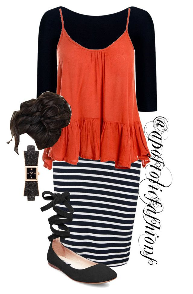 """""""Apostolic Fashions #1755"""" by apostolicfashions on Polyvore featuring Theory, Topshop, Sans Souci, Steve Madden and Kate Spade"""