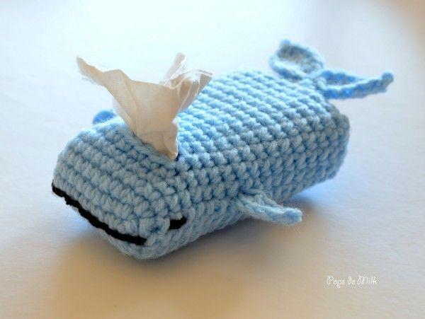1000+ ideas about Crochet Whale on Pinterest | Crocheting ...