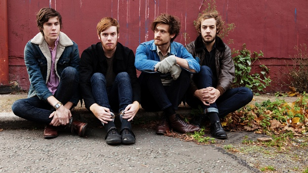 Wild Nothing... loving their 80's influenced sound