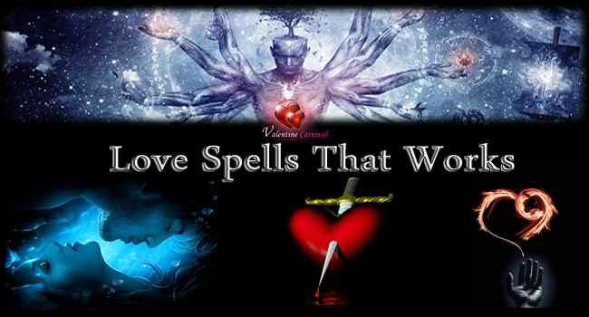 #Love #Spells that really work and enchant you way into his/her #heart.