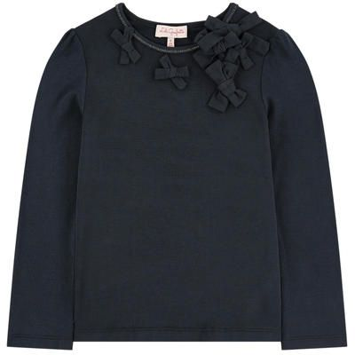 Lili Gaufrette - T-shirt avec noeuds décoratifs - 220161