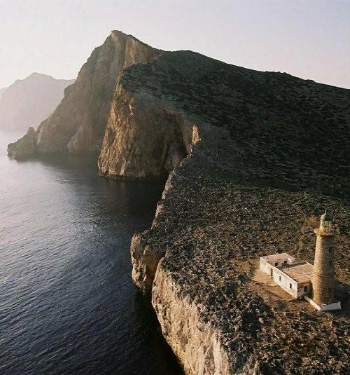 Lighthouse of Antikythera Island, Greece