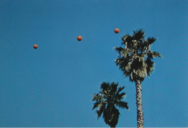 John Baldessari, 'Throwing Three Balls in the Air (Best of 36 Attempts),' 1973, Alden Projects