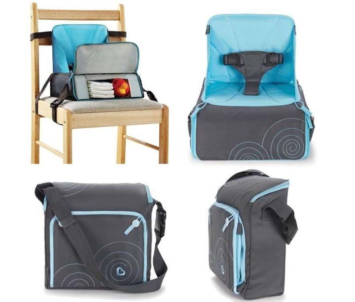 Travel Booster Seat from Munchkin