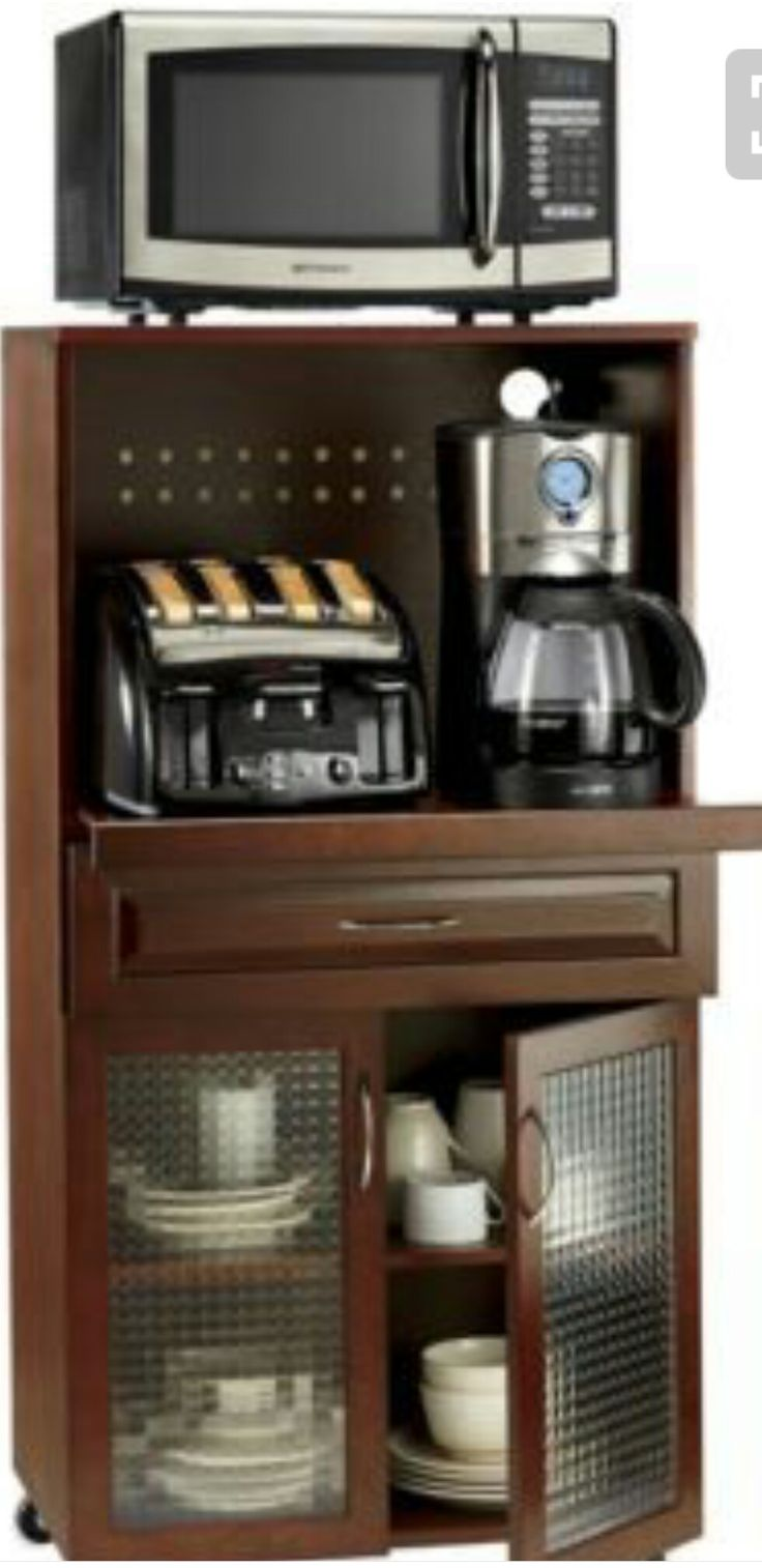 Kitchen Coffee Bar Station