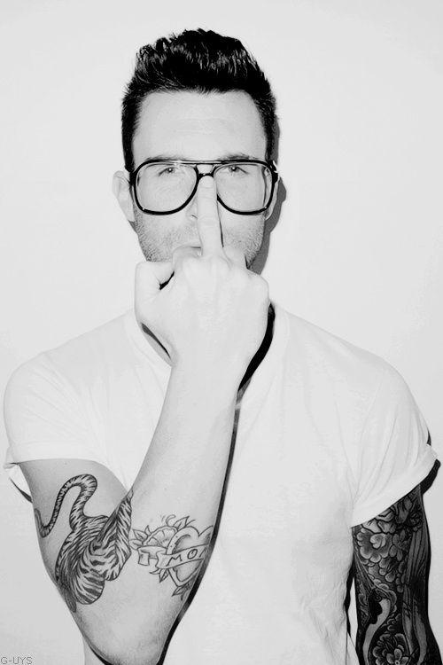 Adam Lavigne! Omgerd!