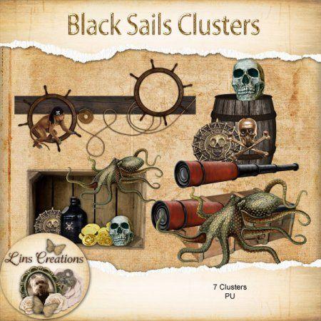Black Sails clusters