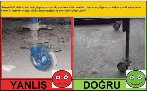 safety before after iskele kilidi