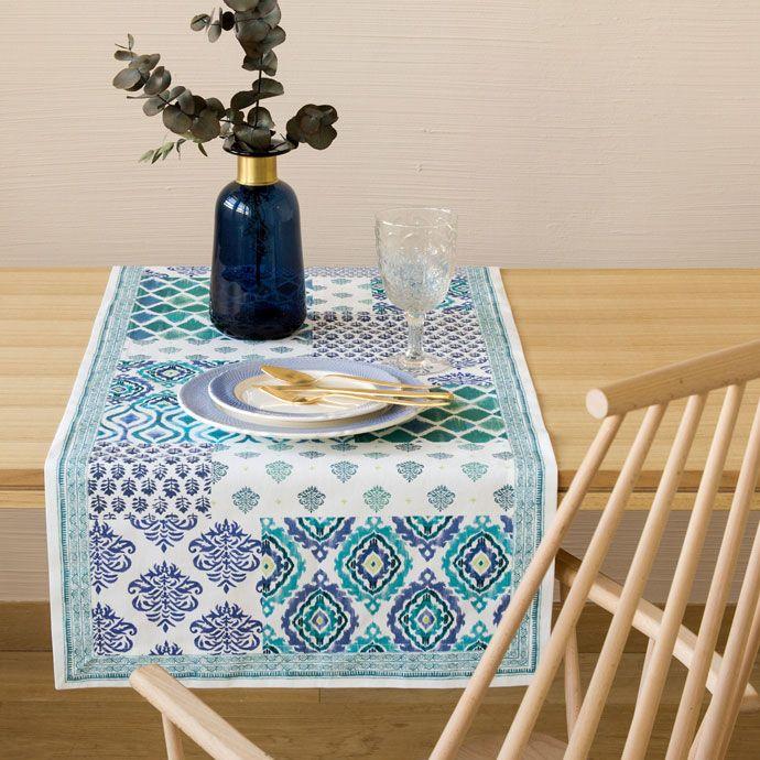 Tischläufer Patchwork - Tischläufer - Tisch | Zara Home Deutschland
