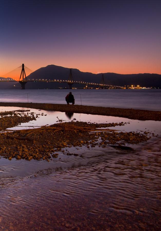 Rio-Antirio Bridge, Patras Greece