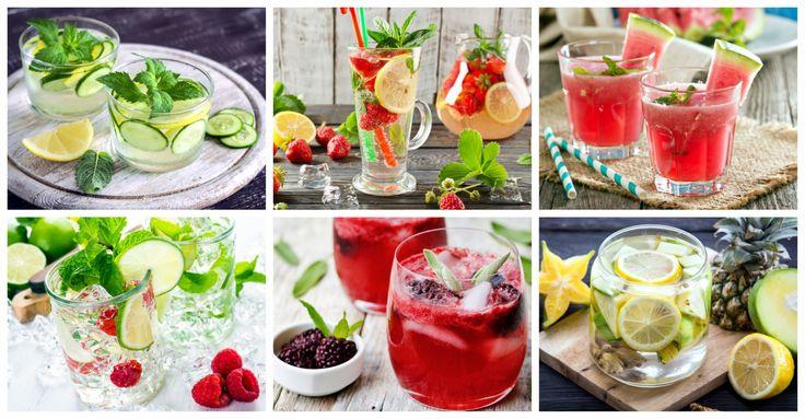 9 способов сделать питьевую воду вкуснее и полезнее Добавьте Хлорофилл-зеленое чудо природы http://prini65.com/vse-o-xlorofille-zelenom-chude-prirody/