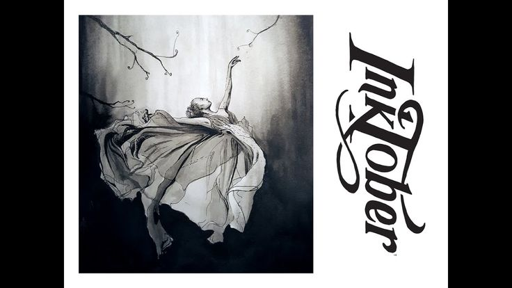 INKTOBER 2016 #1: FAST    Youtube   Matilda Fryxell   Art  https://www.youtube.com/channel/UCE98xyWOGdPO6Z7z1QkOgjA