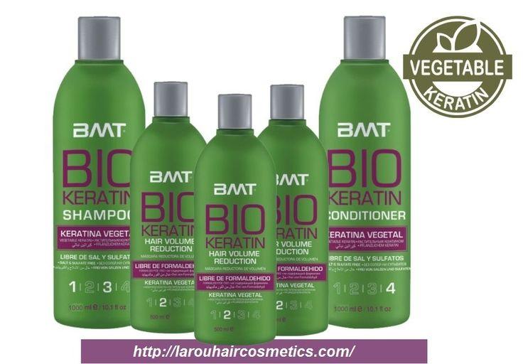 Η BMT BIO KERATIN, είναι ένα καινοτόμο προϊόν , θεραπείας με Κερατίνη για το ίσιωμα των μαλλιών σας , που θα σας καταπλήξει. Η εξέλιξη και η καινοτομία της θεραπείας Κερατίνης, με την πιο εξελιγμένη τεχνολογία λείανσης. Χωρίς φορμαλδεΰδη, περιέχει κερατίνη λαχανικών, μοναδικό στην αγορά. Η εφαρμογή της είναι πρακτική και τα αποτελέσματα είναι εξαιρετικά.