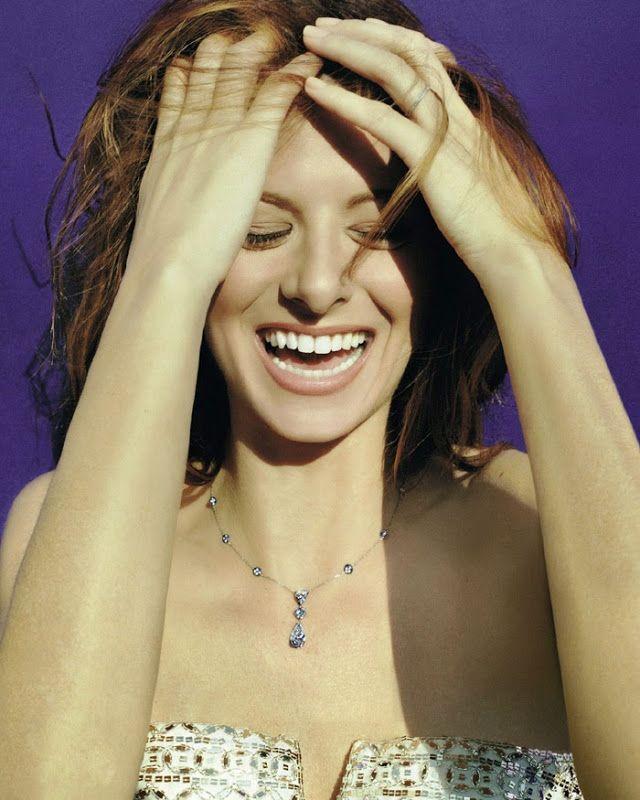 Дебра Мессинг (Debra Messing)(июнь 2003)