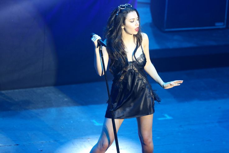 Pop queen Charli XCX bringing the noise. http://nmem.ag/JiV2I