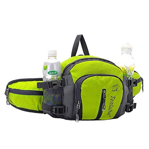 Meanhoo Extreme Waterproof Fanny Pack for unisex with Zipper Pockets Water Bottle Holder and Cell Phone Pouch  Fanny Pack for Hiking Cycling Climbing Travel >>> Read more  at the image link. (This is an Amazon affiliate link and I receive a commission for the sales and I receive a commission for the sales)