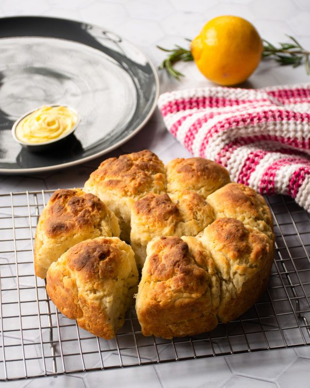 Lemon Rosemary Biscuits Blue Jean Chef Meredith Laurence Recipe In 2020 Rosemary Biscuits Homemade Buttermilk Biscuits Recipes