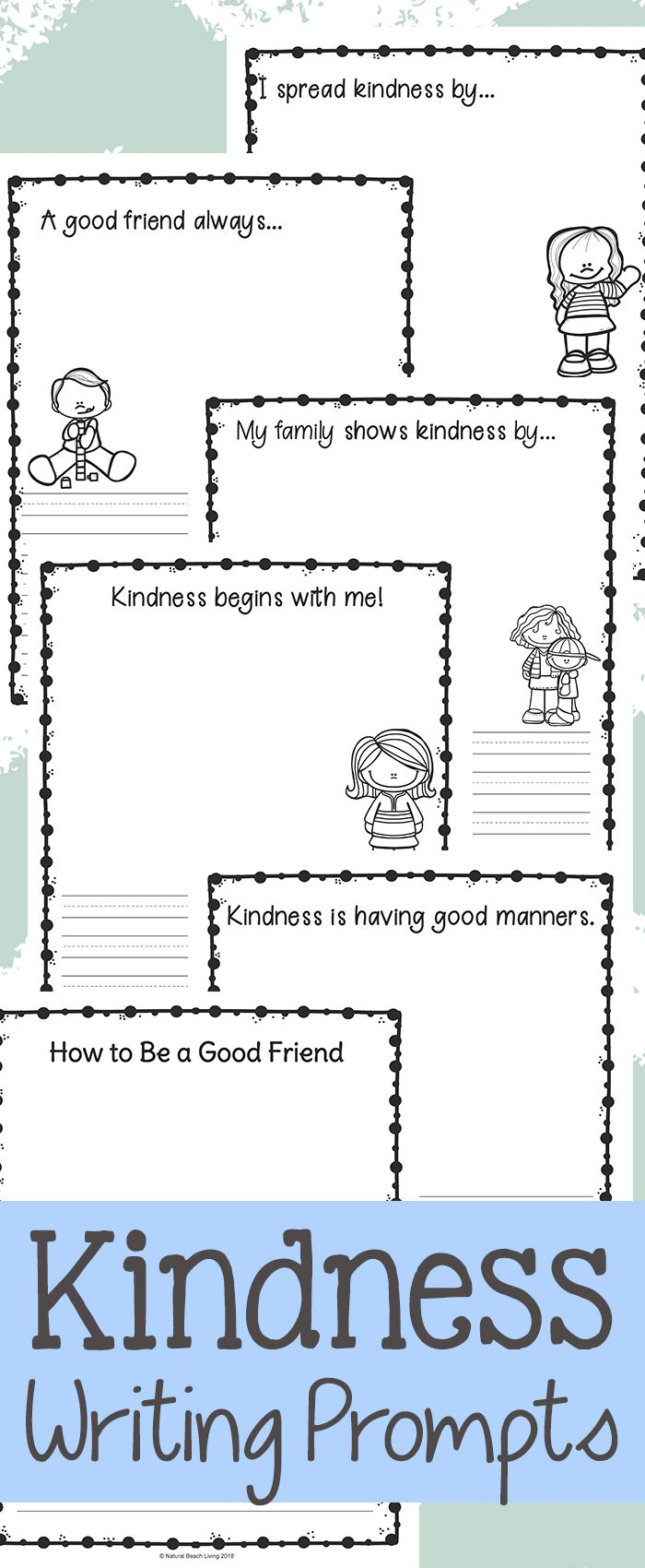 Everything You Ever Wanted To Know About Random Acts Of Kindness Writing Prompts For Kids Kindergarten Writing Kindergarten Writing Prompts [ 1700 x 700 Pixel ]