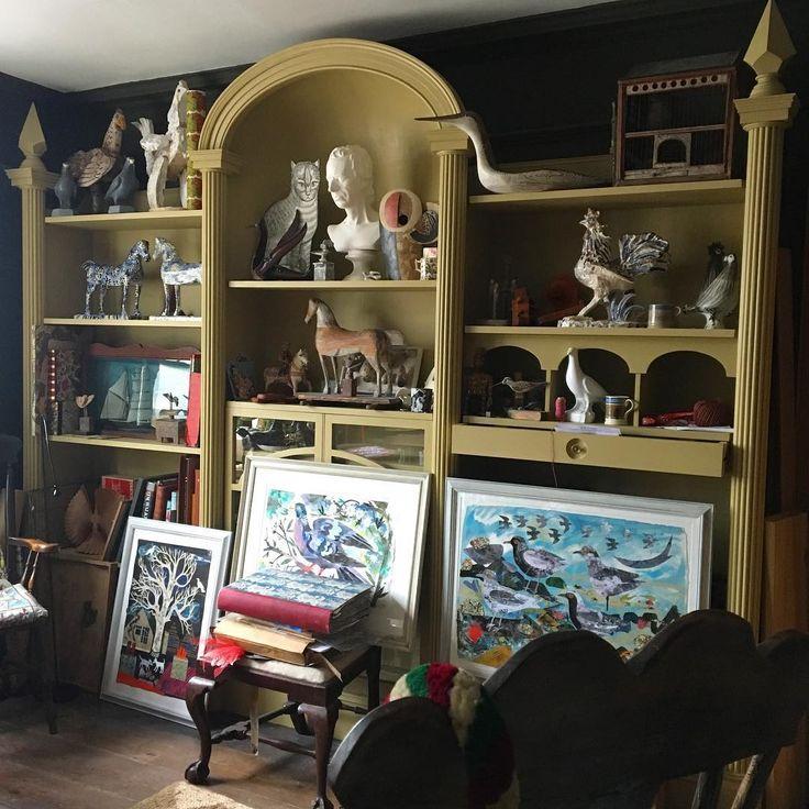 565 Best Images About Mark Hearld On Pinterest Ceramics