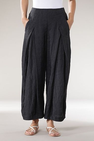 Trousers Berit baggy loose