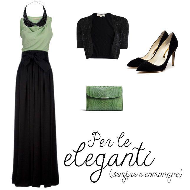 outfit gonna lunga - per le eleganti