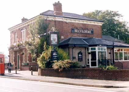 Belvedere Hotel Moorgate Rotherham