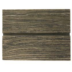 Warm Weathered Wood Slatwall.   ACMEDISPLAY.COM - Wholesale Packaging and Fixtures Distribution