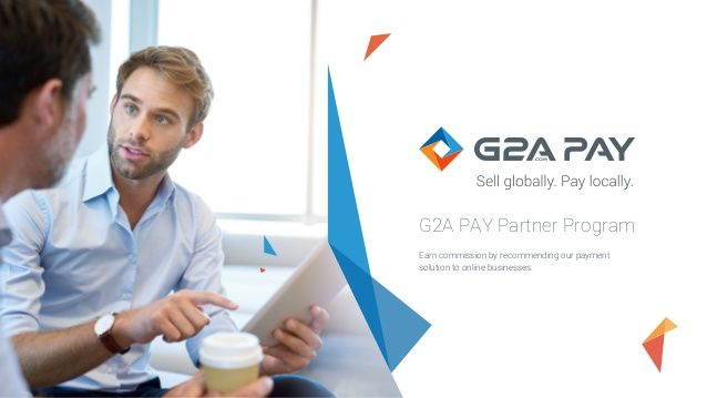 G2A PAY Partner Program. Earn commission by recommending our payment  solution to online businesses.  #affiliate #partner #program #commission #ecommerce