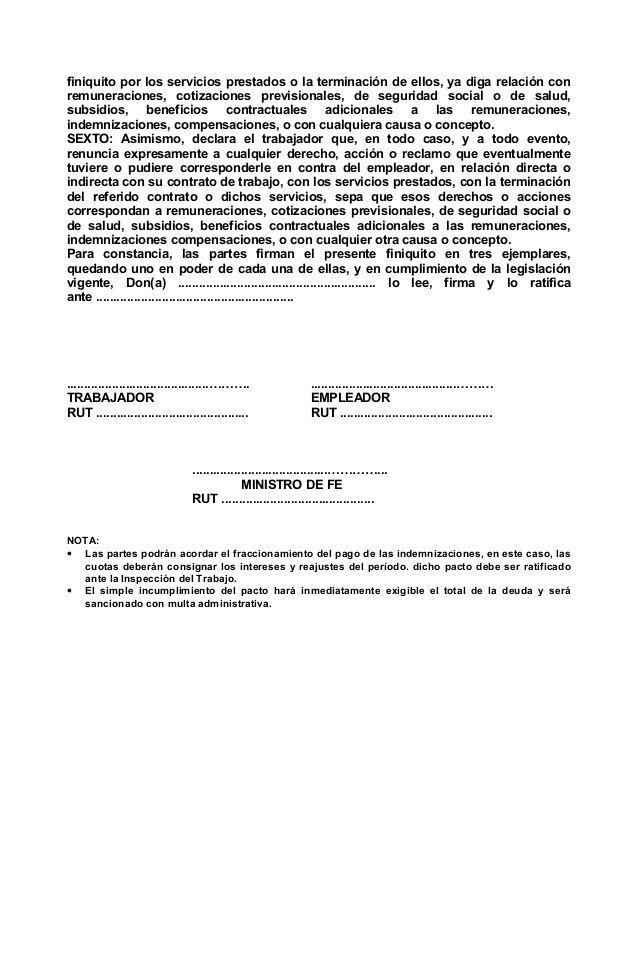 Modelofiniquito Contabilidad Asignacion Familiar Empresario