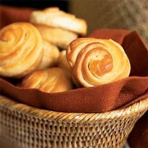 Flaky Dinner Rolls | Cooking Light - wondering if these are similar to crescent rolls?