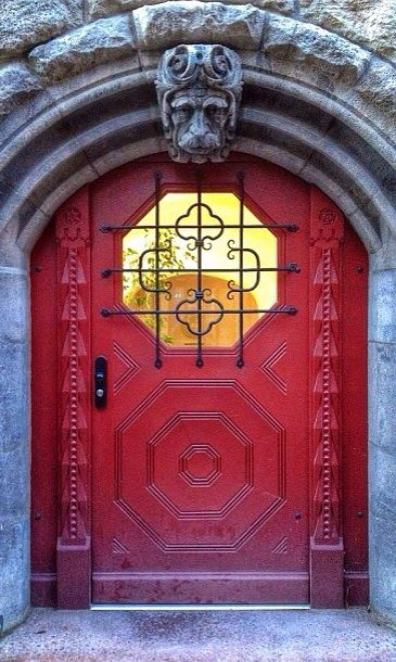 Great Doors! Halle, Saxony-Anhalt, Germany