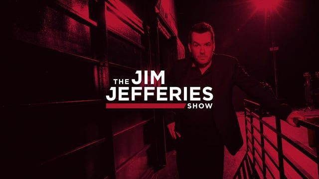 Jim Jefferies brand of irreverent political humor airs on Comedy Central, Tuesdays @ 9:30/10:30c