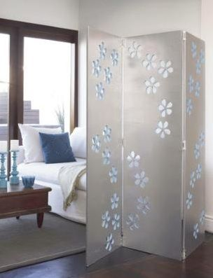Best Screens Images On Pinterest Room Dividers Screens And - Diy cardboard room divider privacy screen
