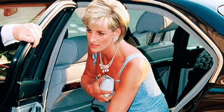 El 'truco del clutch' de la princesa Diana que aún no conocíamos