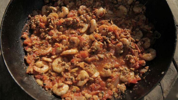 Caldo de molusco dá gosto especial ao prato; experimente!