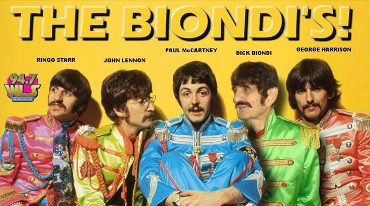 Dick Biondi...the 5th Beatle