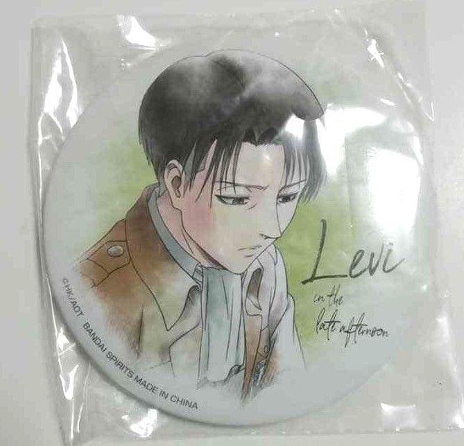 "5 1/"" Attack on Titan Manga Anime Hajime Isayama pinback badges buttons"