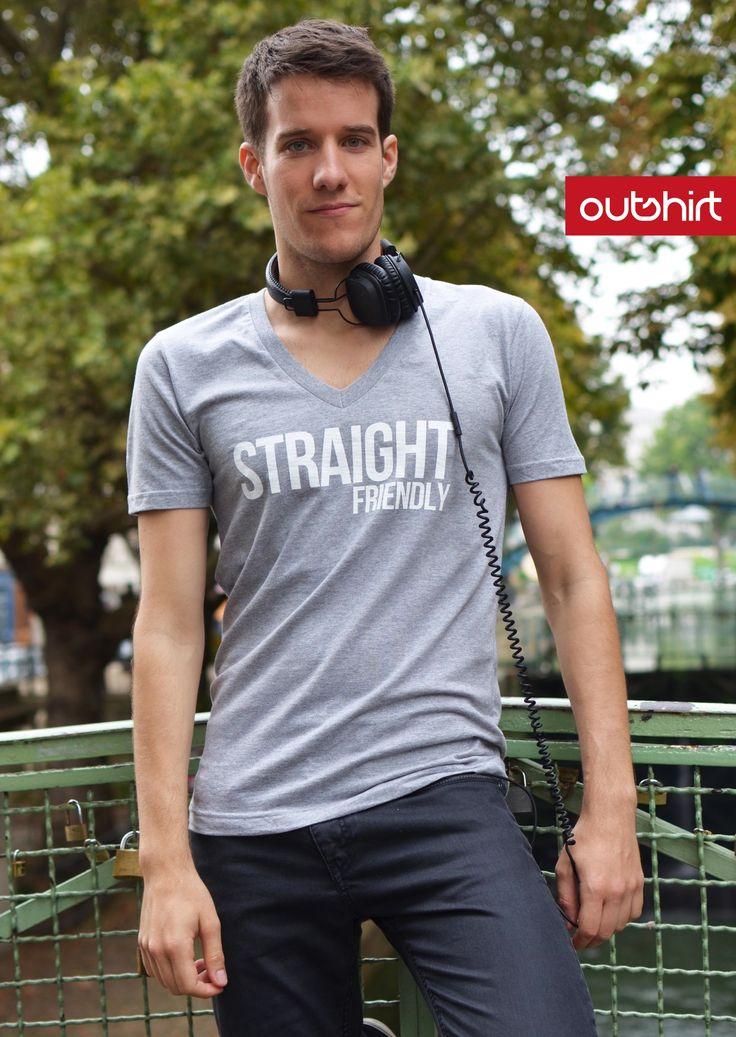Straight Friendly