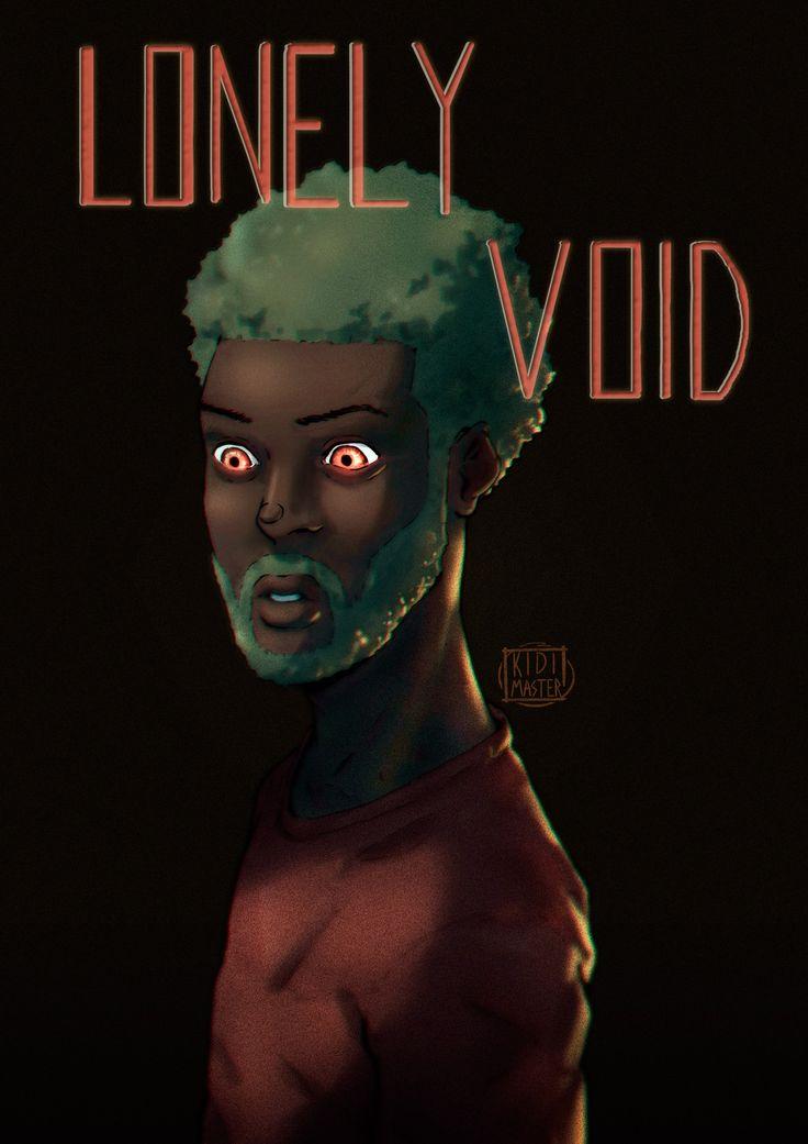ArtStation - Lonely Void, Euclides 'KidiMaster' Gomes