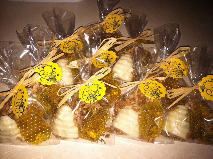 Honeycomb Soap Tags And Ribbons Included Natural Honey
