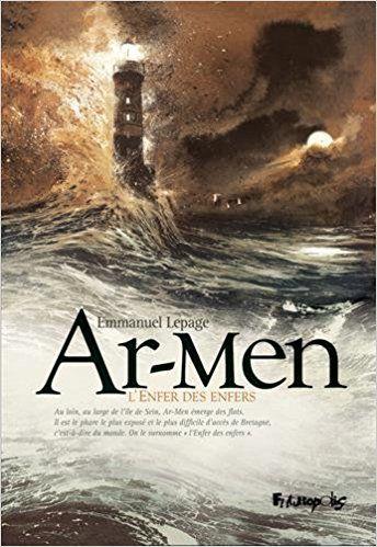Ar-Men: L'Enfer des enfers - Emmanuel Lepage