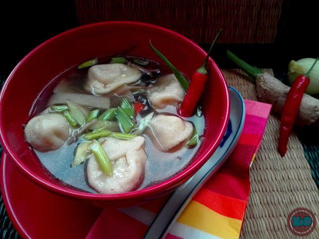 Orientalny rosół