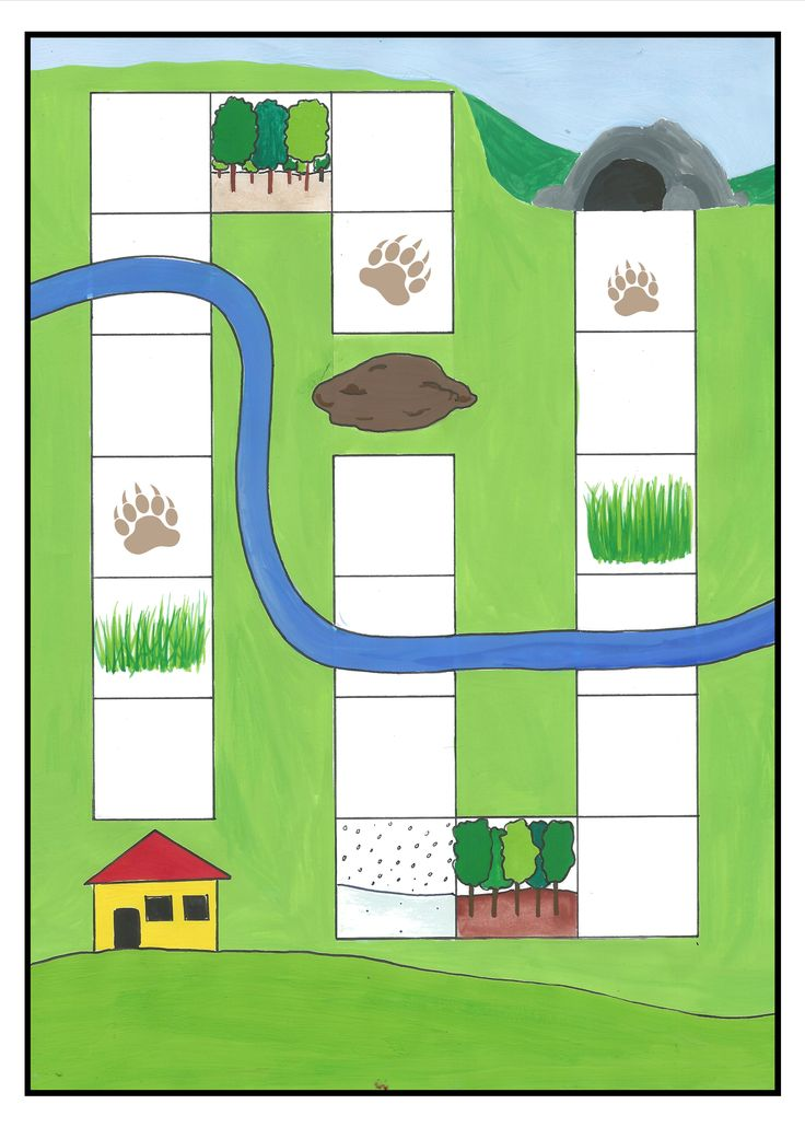 The first is a retell board, instructions in the PDF.    The second is a simple board game.