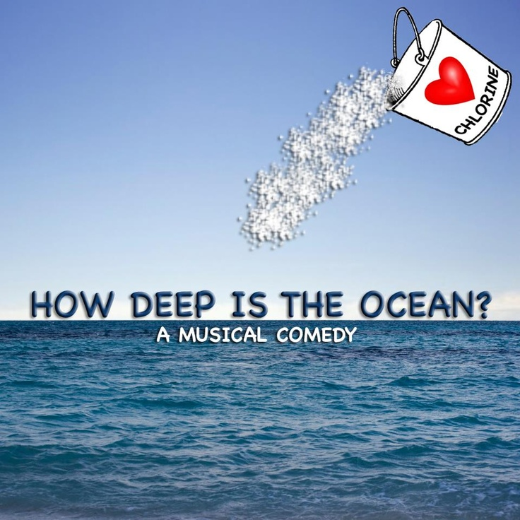 """How Deep is the Ocean?"" - Musical by Pia & Peter Cincotti - Italian Website - Il Sito Italiano - www.petercincotti.it"