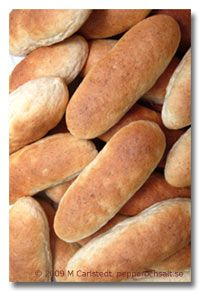 Korvbröd - Hembakat bröd