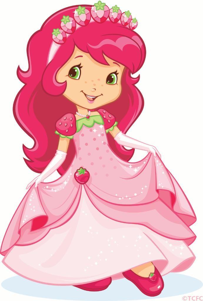 Berry pretty princess