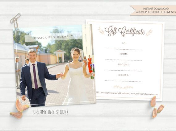 Wedding Gift Certificate Ideas: 17 Best Ideas About Gift Certificate Templates On