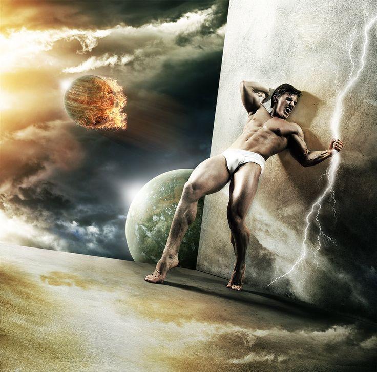 Zeus  by =PSHoudini